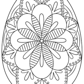 pysanky egg coloring pages pysanky egg coloring pages at getcoloringscom free pages egg coloring pysanky