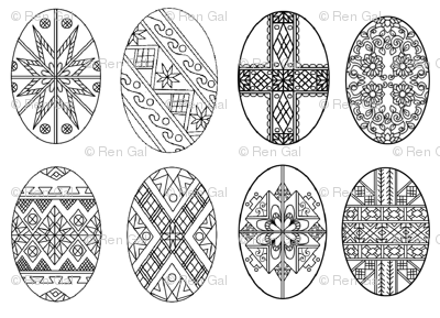 pysanky egg coloring pages pysanky inspiration coloring pages pysanky egg