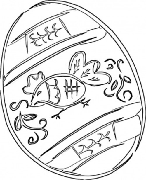 pysanky egg coloring pages ukrainian easter egg designs coloring page free coloring coloring pysanky pages egg