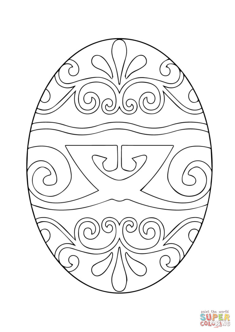 pysanky egg coloring pages ukrainian easter eggs coloring page free coloring pages pages coloring egg pysanky