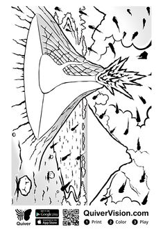 quiver coloring sheets 76 best quivervision images in 2020 quiver augmented quiver sheets coloring