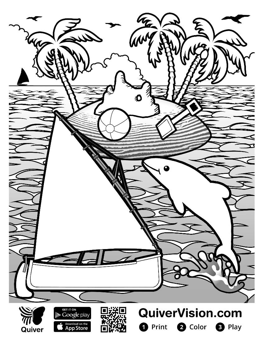 quiver coloring sheets quiver app coloring pages at getdrawings free download quiver coloring sheets