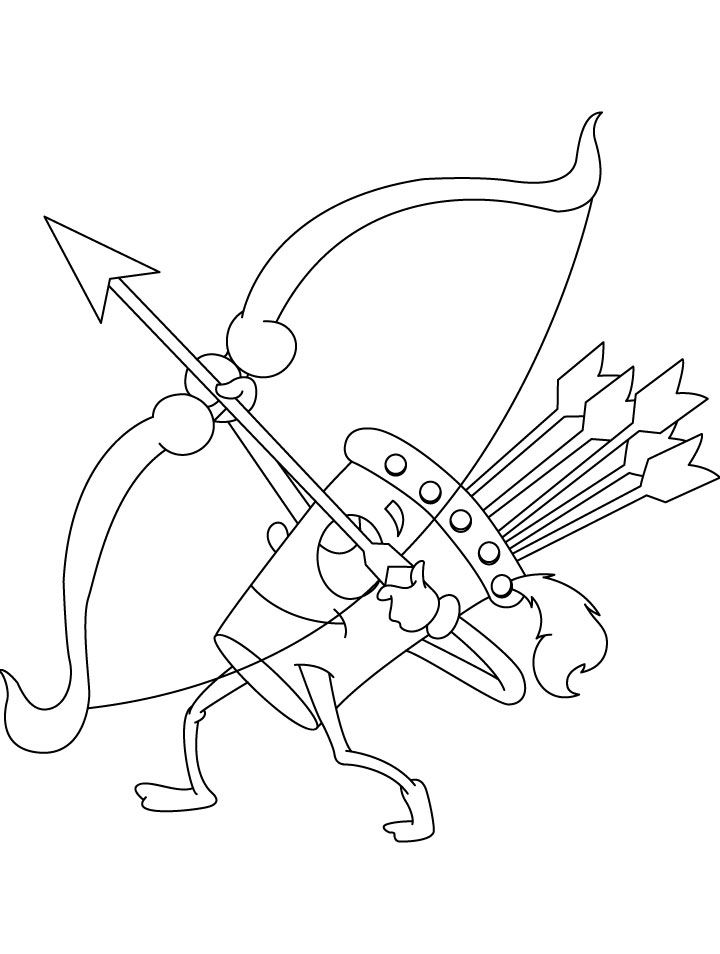 quiver coloring sheets quiver coloring pages free at getcoloringscom free coloring sheets quiver