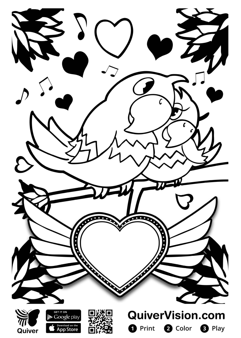quiver coloring sheets the library voice augmented reality quiver coloring coloring sheets quiver