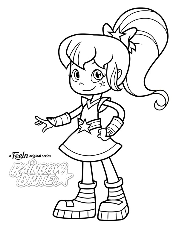 rainbow brite coloring pages rainbow brite coloring pages to download and print for free brite coloring pages rainbow