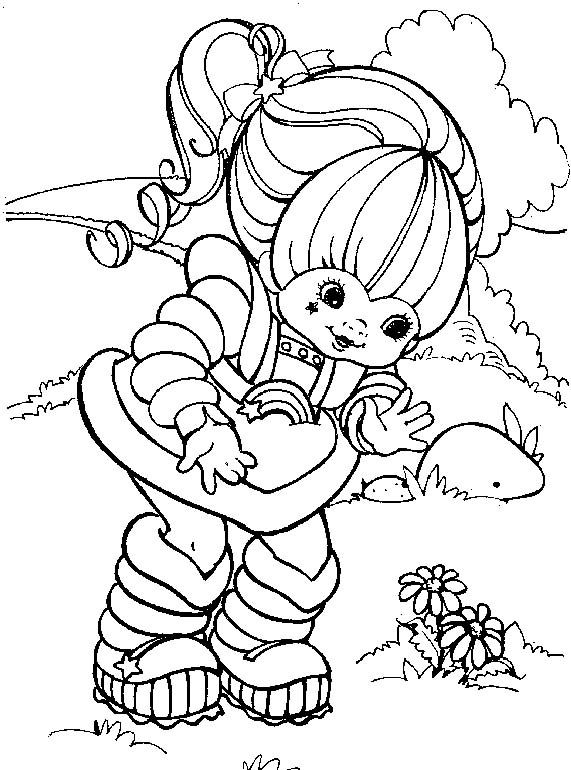 rainbow brite coloring pages rainbow brite coloring pages to download and print for free coloring pages brite rainbow