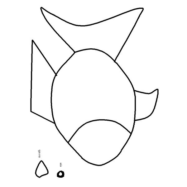 rainbow fish cutout happy day pre k crafts the rainbow fish fish cutout rainbow