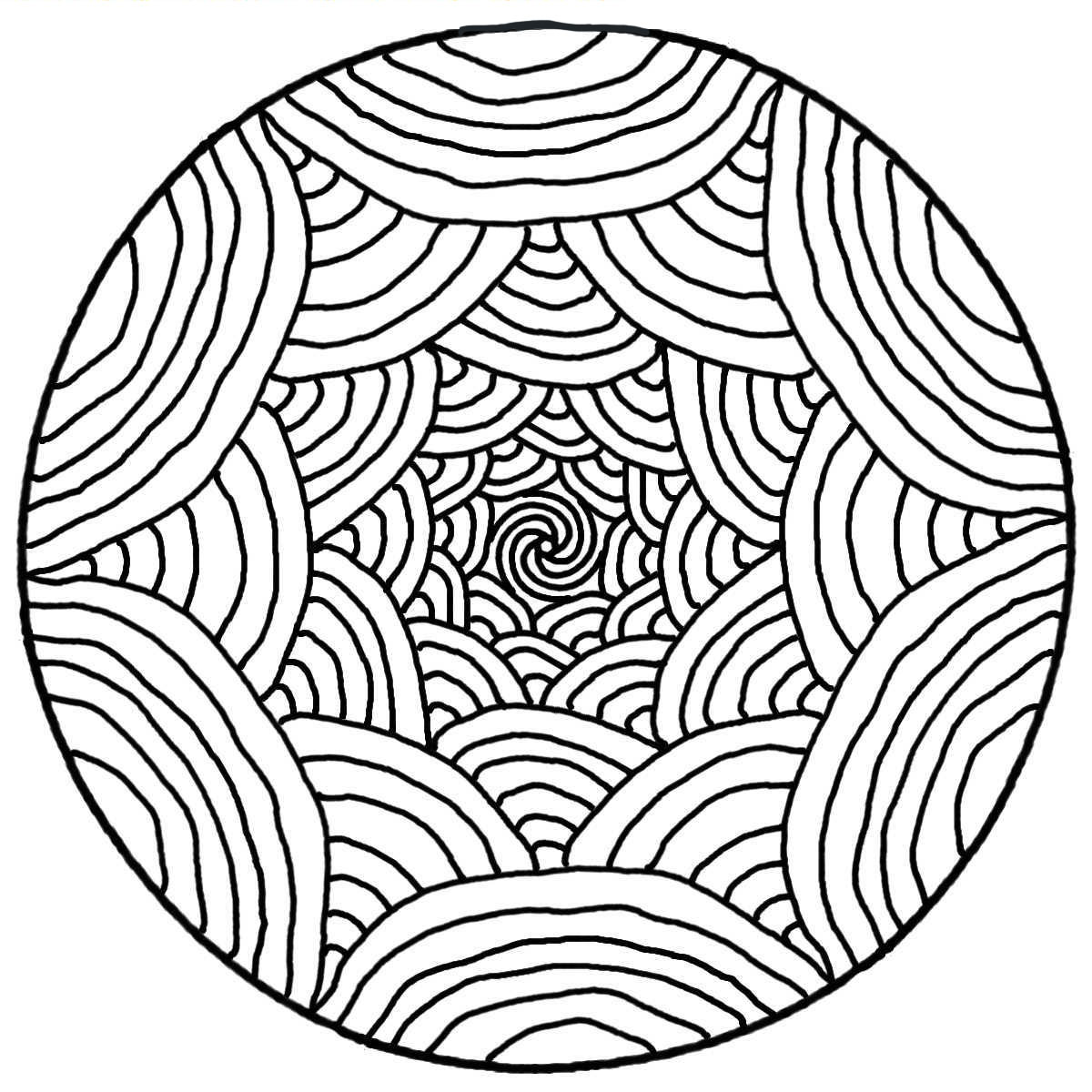 rainbow mandala coloring pages don39t eat the paste sun and rainbow coloring page mandala coloring rainbow pages