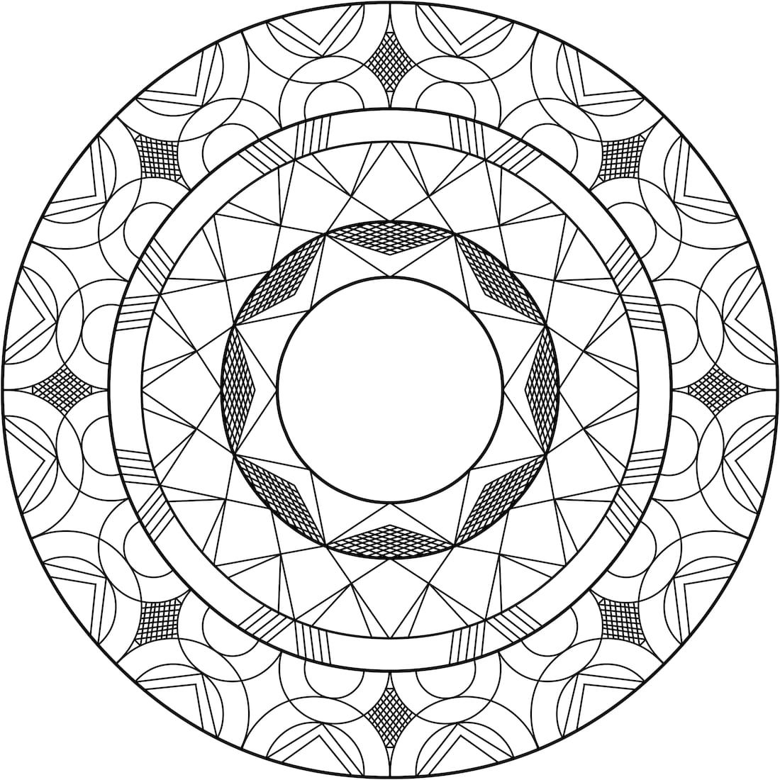 rainbow mandala coloring pages don39t eat the paste unicorn rainbow mandala pages mandala rainbow coloring