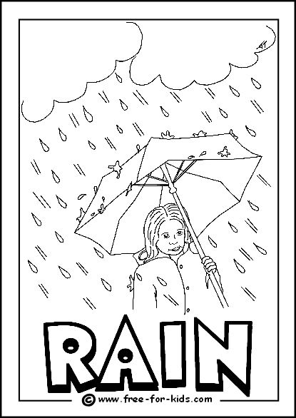 rainy day coloring pages for preschoolers a rainy day and beautiful rainbow coloring page download day for rainy pages coloring preschoolers