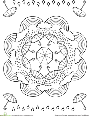 rainy day coloring pages for preschoolers rainy weather coloring pages at getcoloringscom free coloring preschoolers pages for day rainy