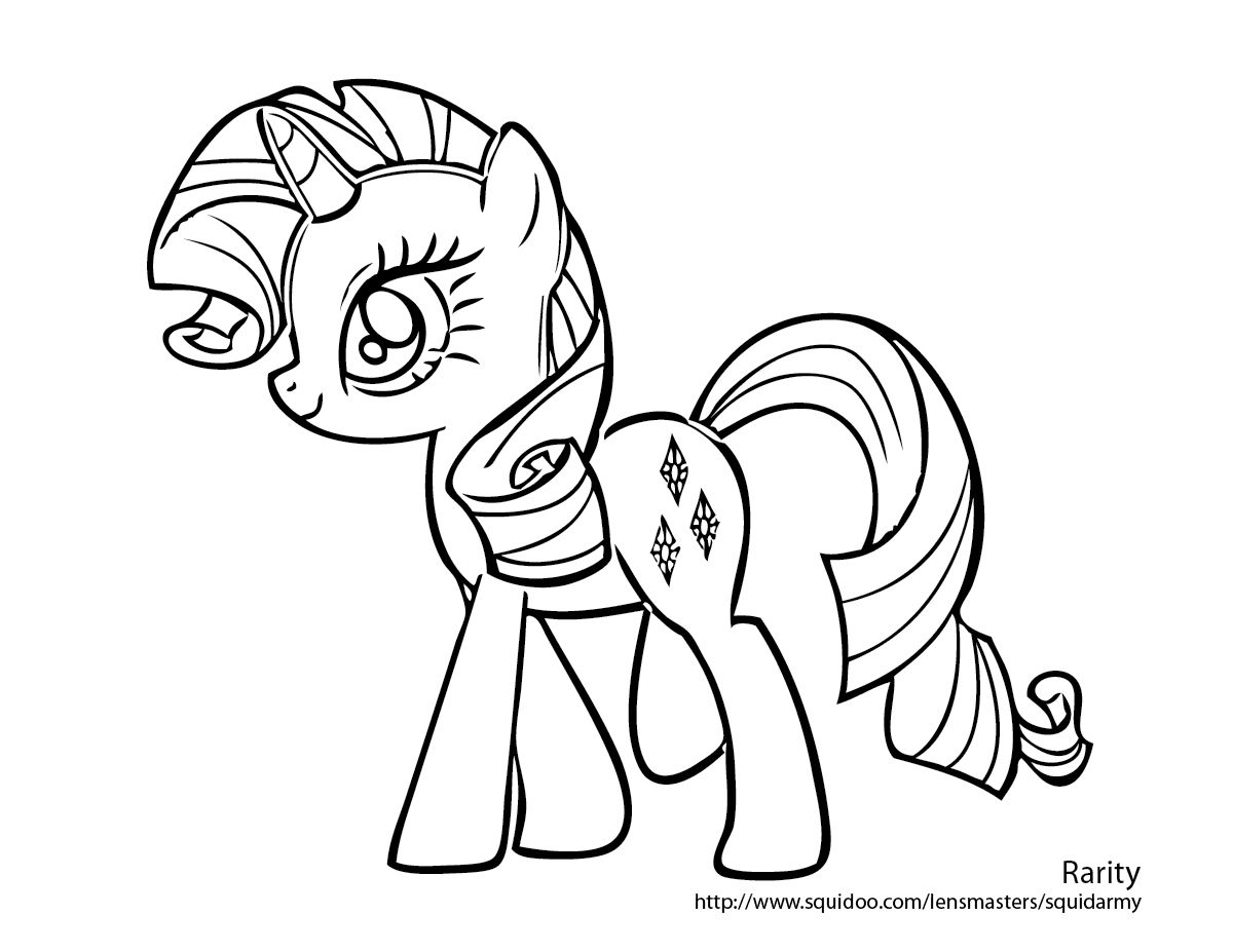 rarity coloring page rarity coloring pages best coloring pages for kids coloring rarity page