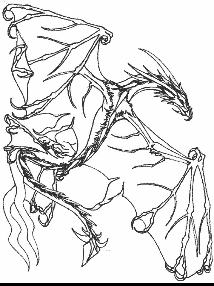 realistic dragon coloring pages awesome dragon coloring pages at getcoloringscom free dragon realistic coloring pages