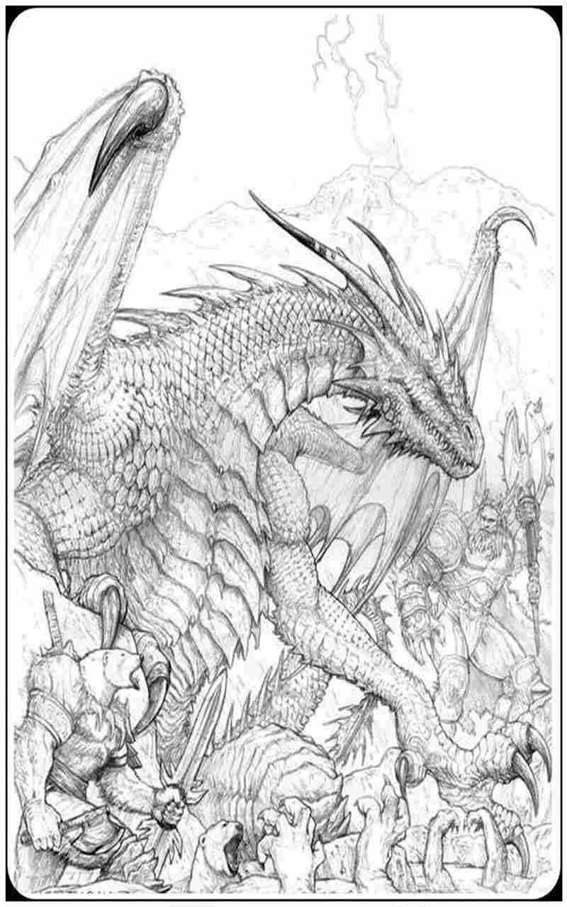 realistic dragon coloring pages printable dragon coloring pages for kids cool2bkids coloring pages realistic dragon
