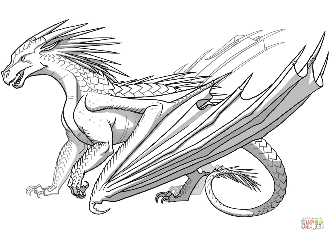 realistic dragon coloring pages realistic dragon coloring pages at getdrawings free download dragon pages coloring realistic