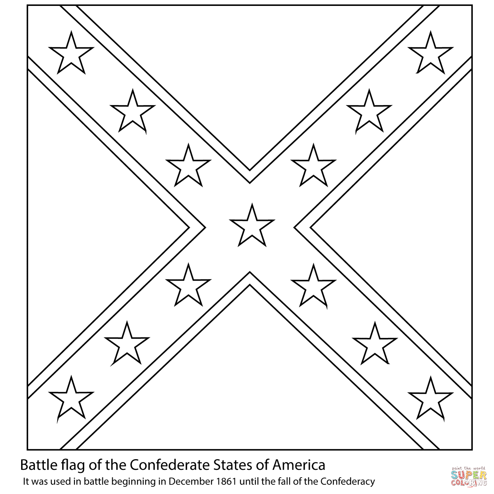 rebel flag coloring pages black and white confederate flag clipart 20 free cliparts flag coloring pages rebel