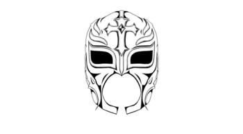 rey mysterio coloring mask rey mysterio mask coloring pages it mysterio mask coloring rey