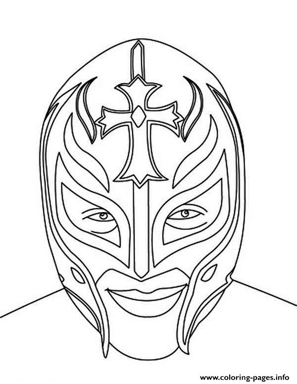 rey mysterio coloring mask rey mysterio mask coloring wwe birthday wrestling party rey mysterio mask coloring