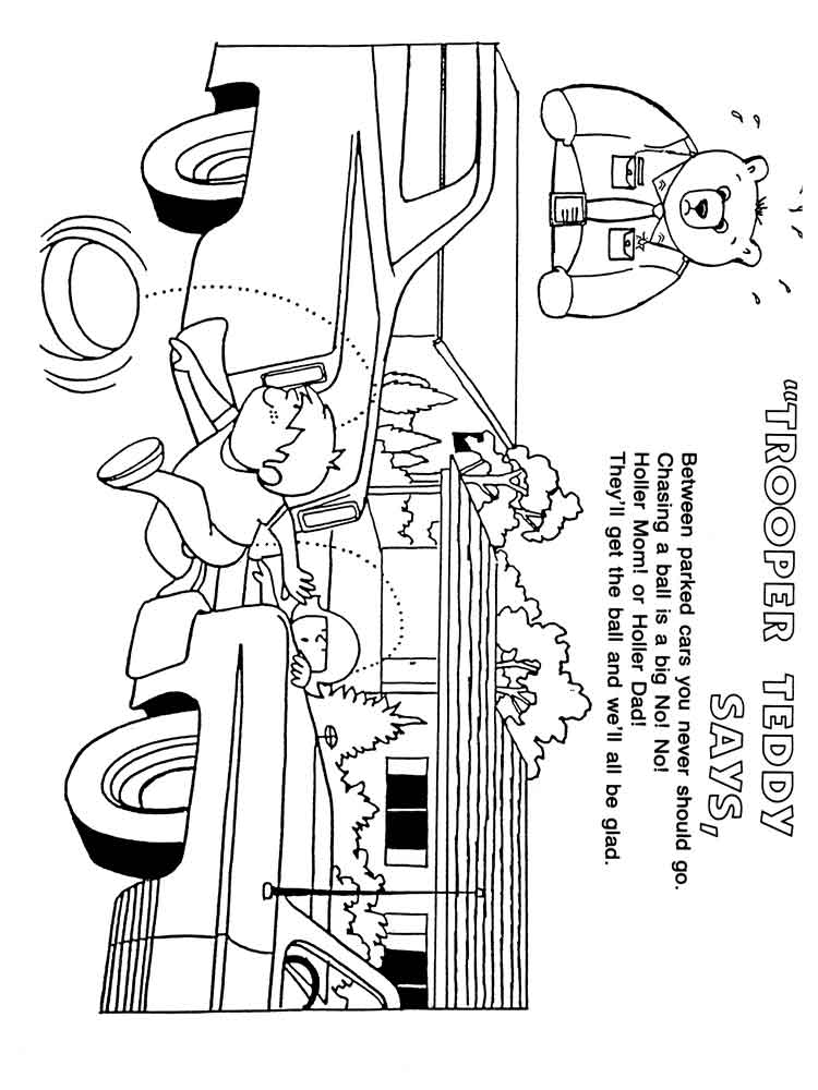 road coloring page off road vehicle coloring pages download and print off coloring road page