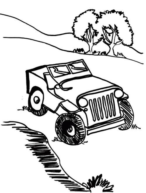 road coloring page off road vehicle coloring pages download and print off page road coloring 1 1
