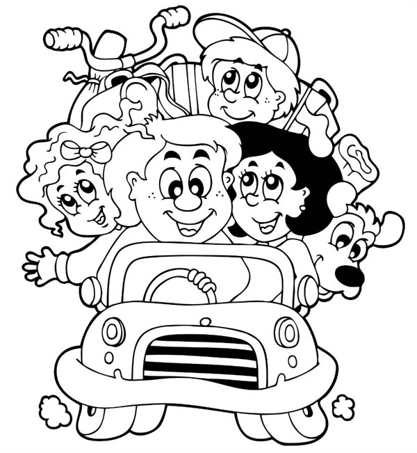 road coloring page road map coloring page at getcoloringscom free page road coloring