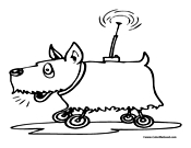 robot dog coloring pages robot coloring pages pages coloring dog robot