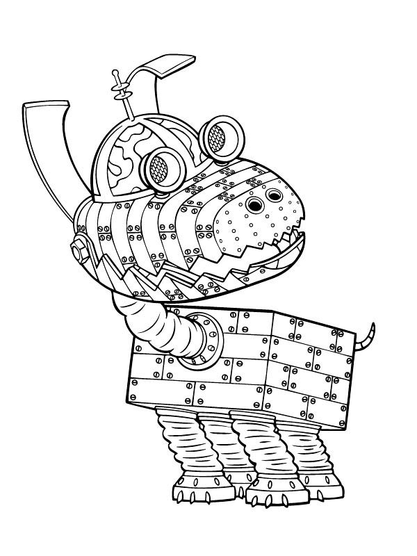 robot dog coloring pages zoomer robot dog page coloring pages coloring dog pages robot