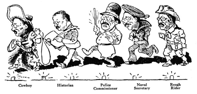 roosevelt caricature 06 may 1935 wpa established by fdr getty images caricature roosevelt