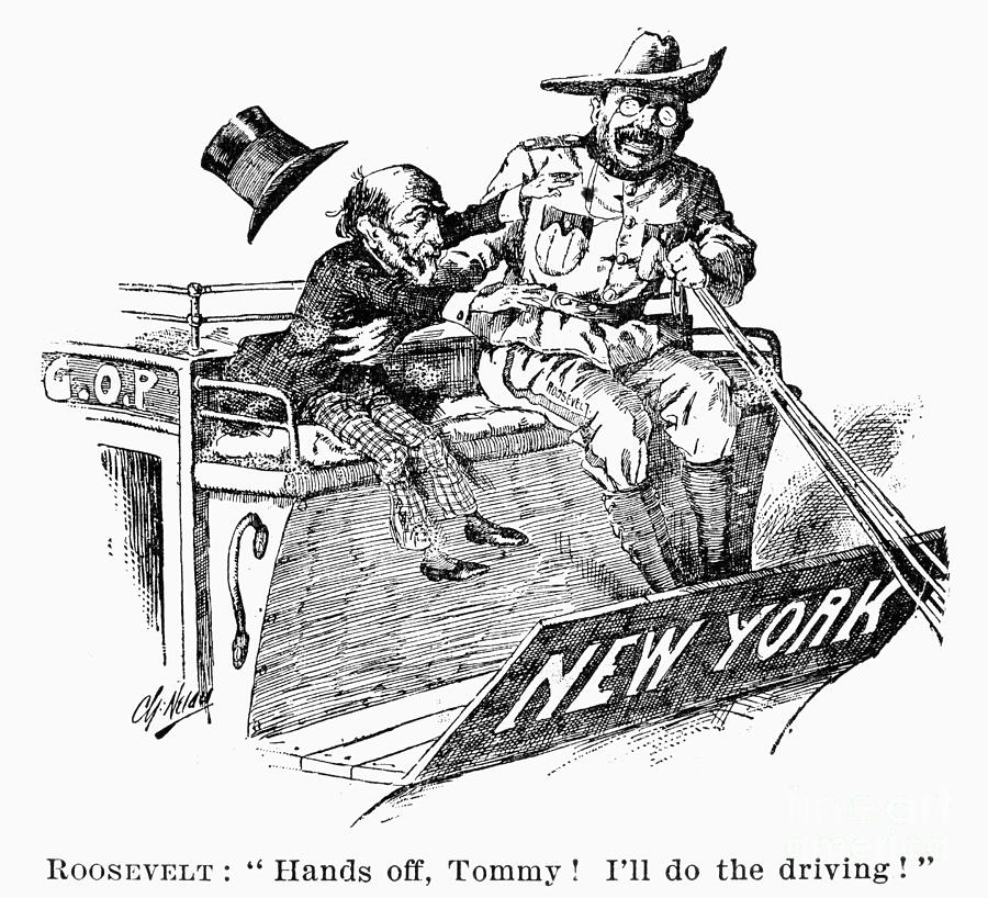 roosevelt caricature theodore roosevelt n1858 1919 26th president of the caricature roosevelt