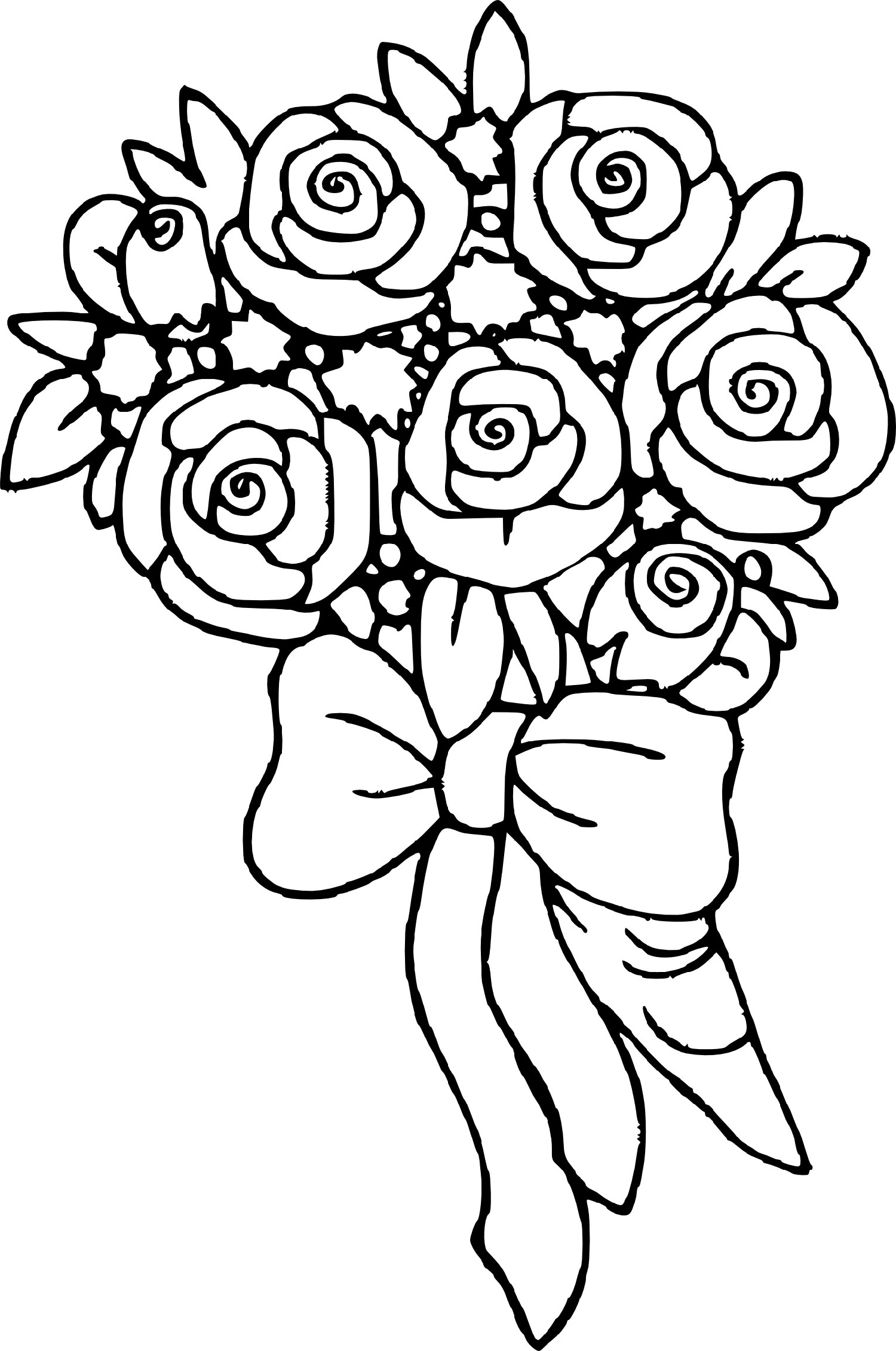 rose flower coloring pictures rose flower coloring page coloring pictures flower rose