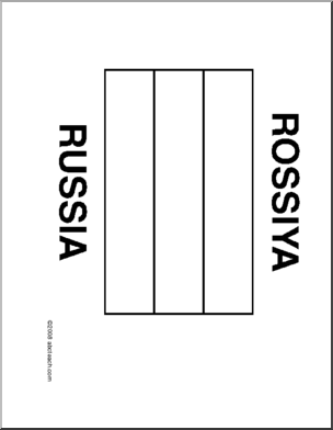 russian flag to colour flags for tons of countries flag russia line drawing russian colour to flag