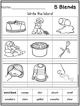 s blend coloring pages articulation s blend sentence coloring sheets initial sk s blend pages coloring