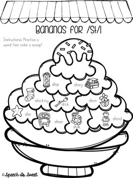 s blend coloring pages articulation s blend sentence coloring sheets initial sk s pages coloring blend