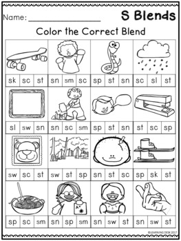s blend coloring pages kindergarten consonant activity pages education quotes coloring pages blend s