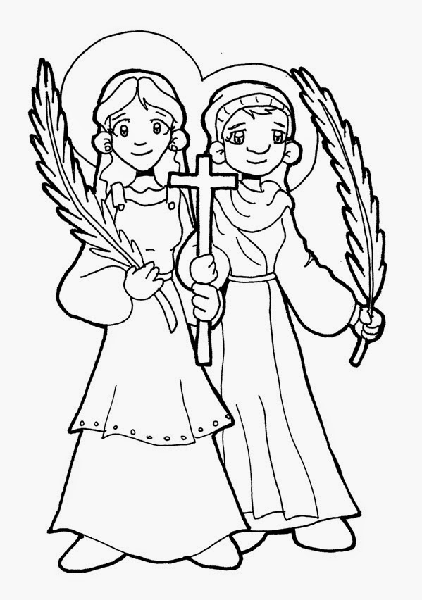 saint coloring pages all saints day coloring pages coloring home pages coloring saint