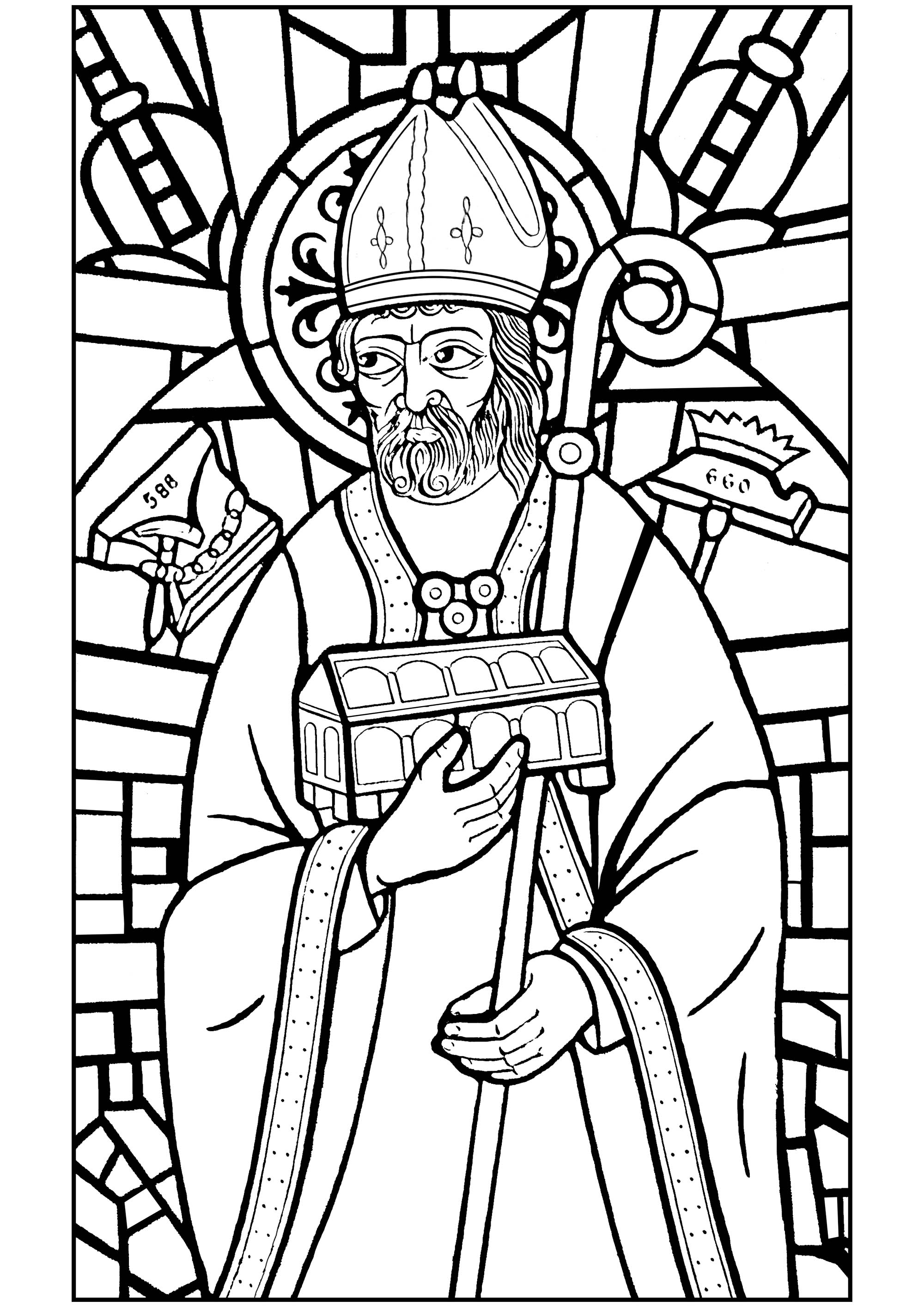 saint coloring pages all saints day coloring pages coloring home saint pages coloring