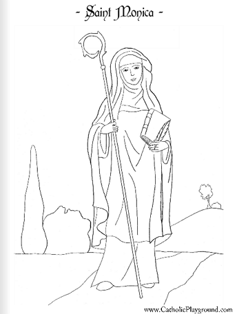 saint coloring pages catholic saints and all saint39s day coloring pages coloring saint pages