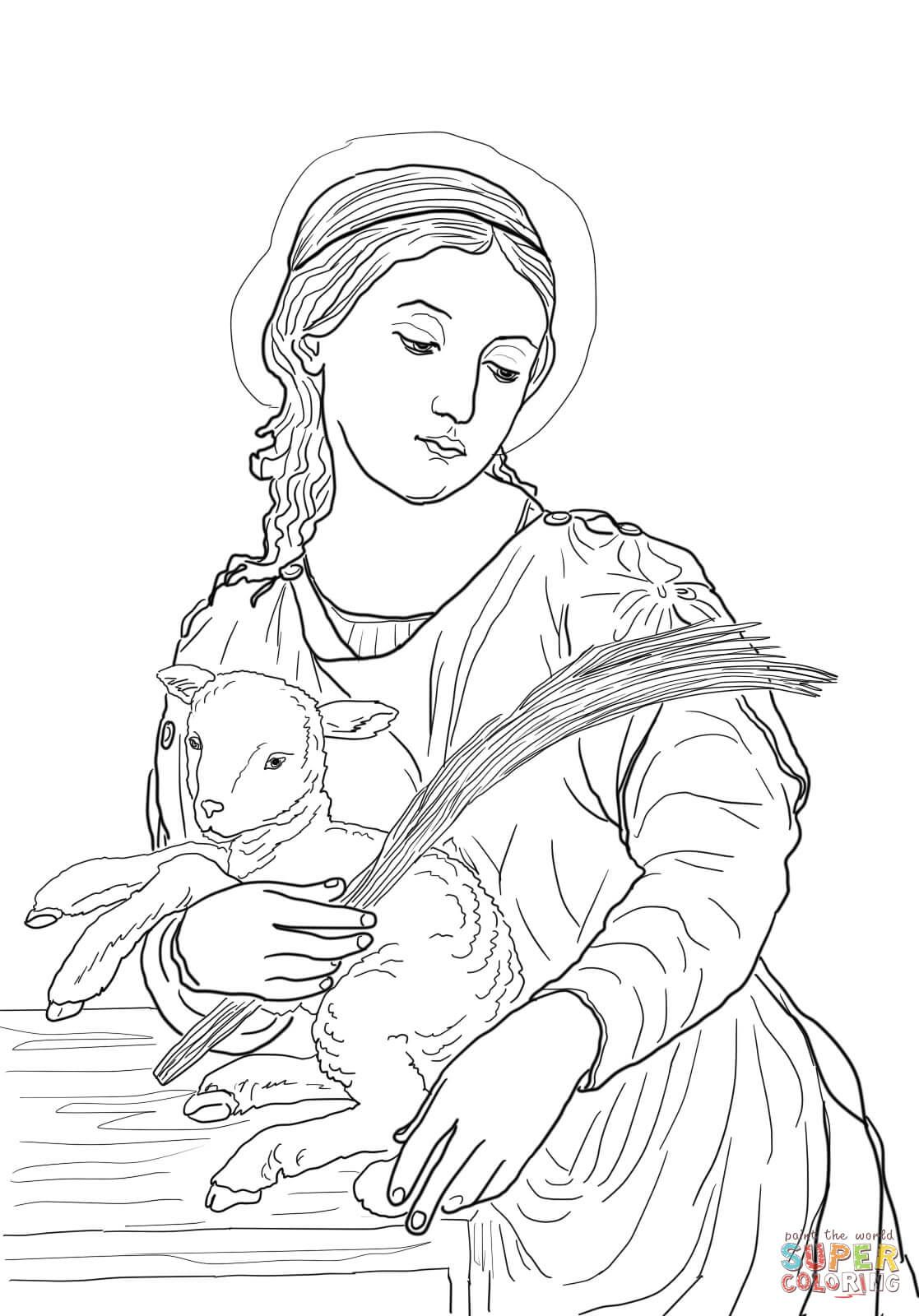 saint coloring pages catholic saints and all saint39s day coloring pages saint coloring pages