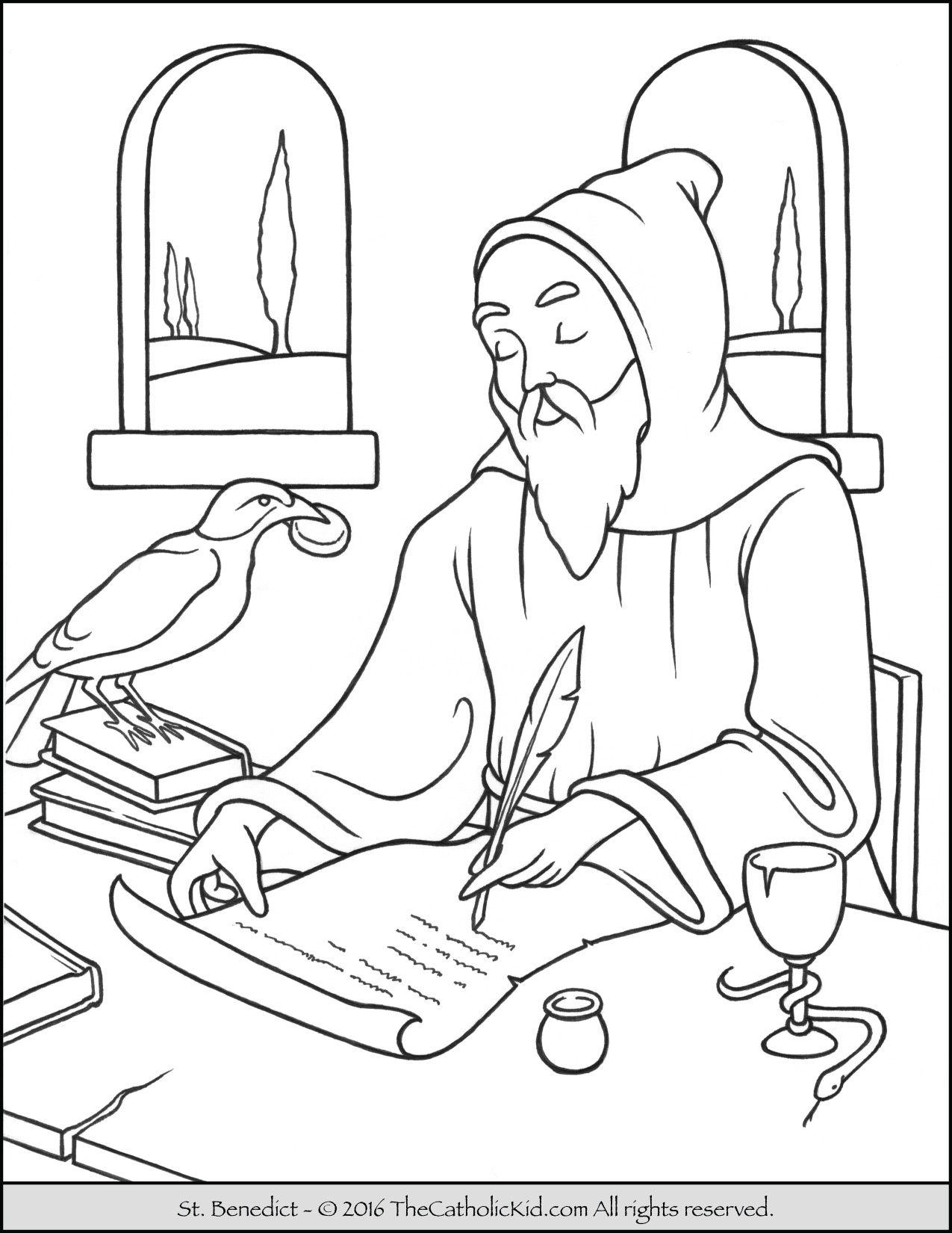 saint coloring pages saint eligius stained glass adult coloring pages saint pages coloring