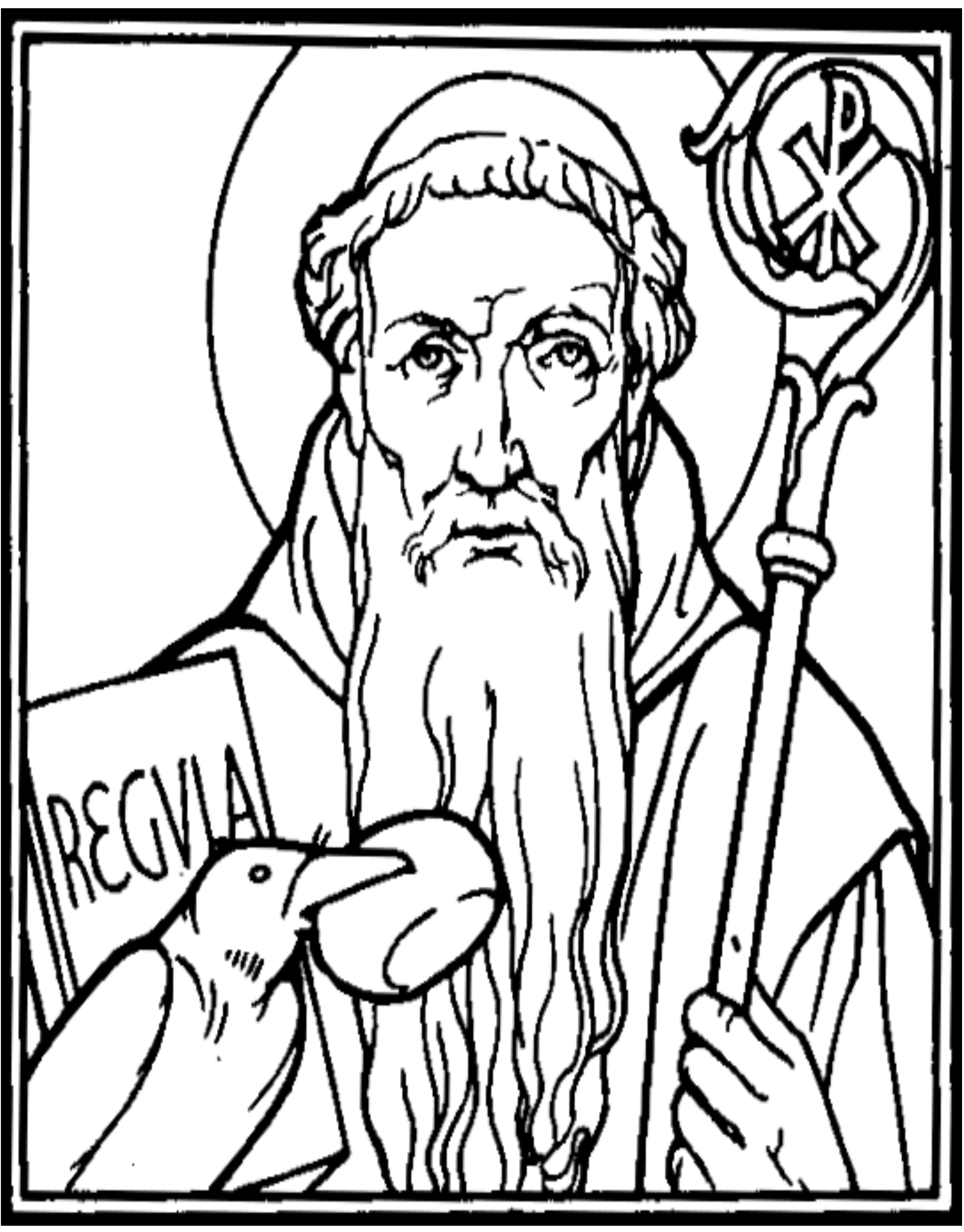 saint coloring pages st isidore the farmer coloring page coloring page blog coloring pages saint