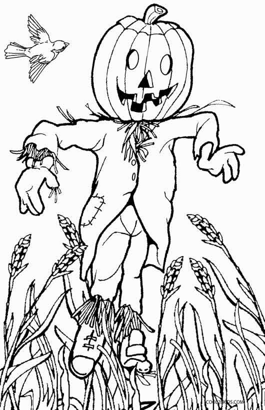 scarecrow coloring pictures 15 printable scarecrow coloring pages print color craft scarecrow coloring pictures
