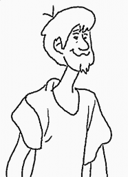 scooby doo smiling free smiley face confused download free clip art free doo scooby smiling