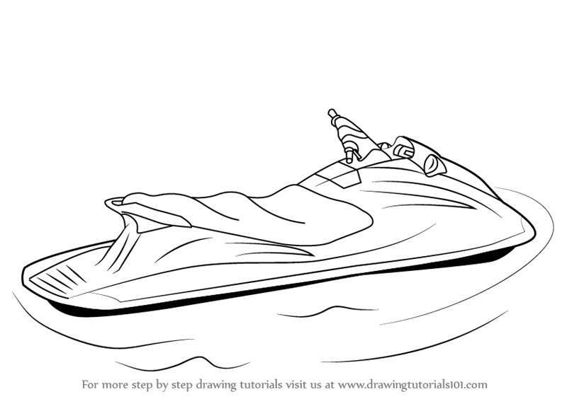 sea doo coloring pages ski doo xrs by curve4lines on deviantart sea coloring pages doo
