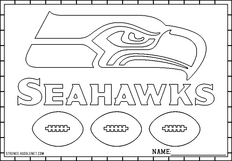 seattle seahawks coloring page seahawks coloring page coloring home seattle page coloring seahawks