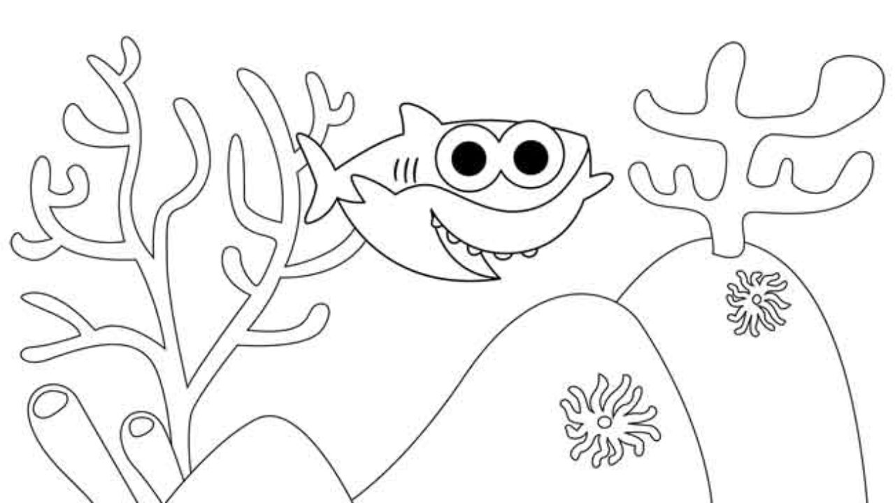 shark coloring pictures free printable shark coloring pages desktop hd shark pictures coloring