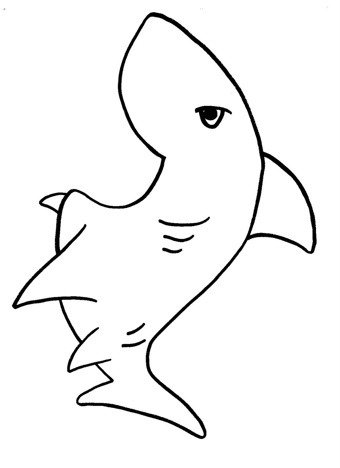 shark colouring sheets free printable shark coloring pages for kids animal place sheets colouring shark