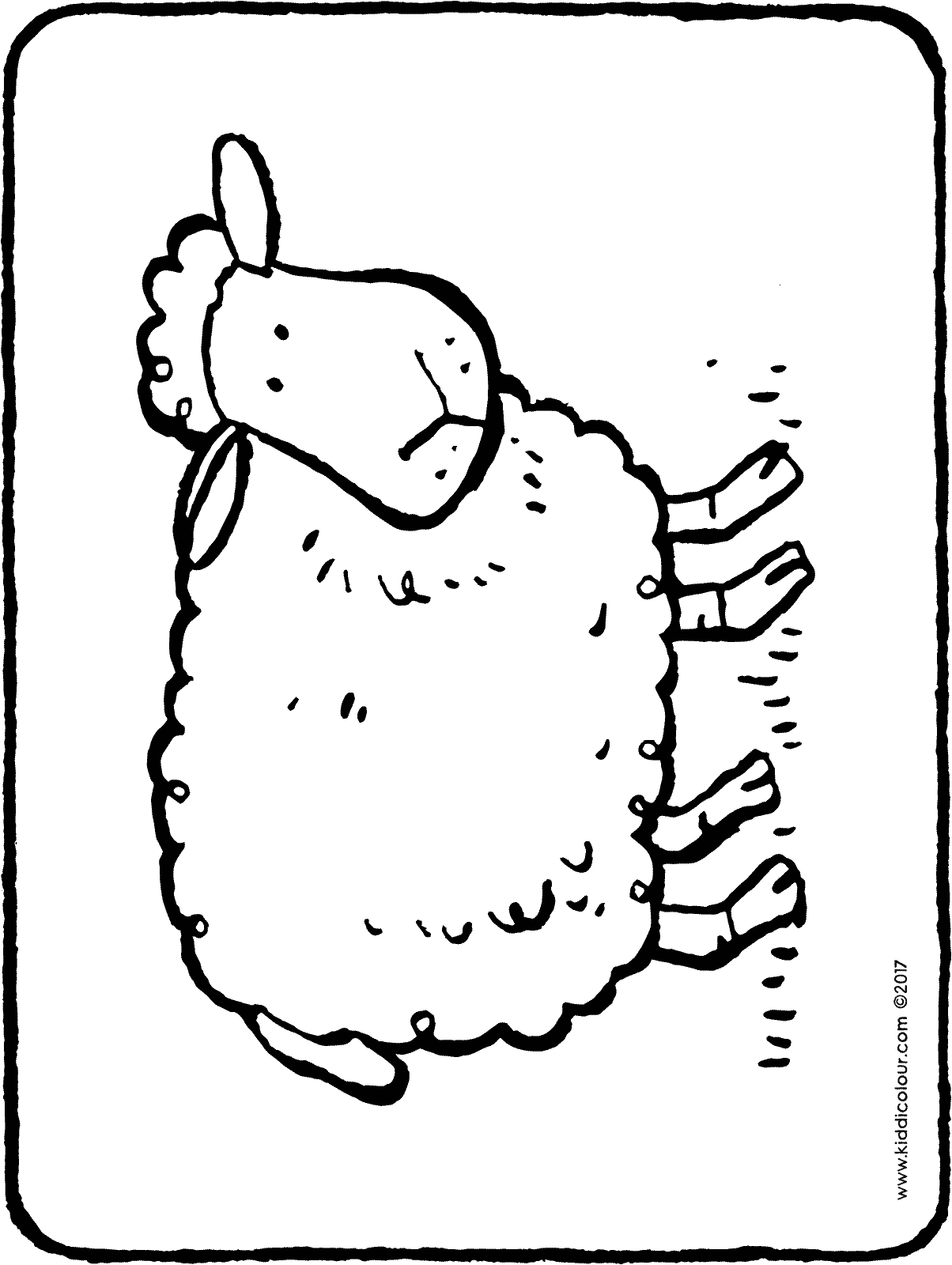 sheep colouring 10 best free printable coloring pages images on pinterest sheep colouring