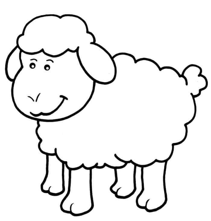 sheep colouring free sheep pictures for kids download free clip art free sheep colouring