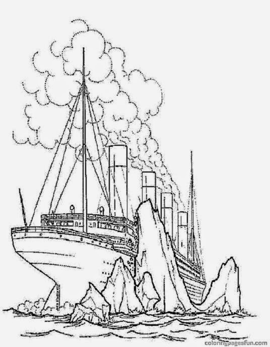 shipwreck titanic coloring pages printable titanic coloring pages for kids cool2bkids coloring pages titanic shipwreck