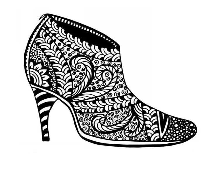 shoes for coloring basketball shoes coloring pages to printable colouring for shoes coloring